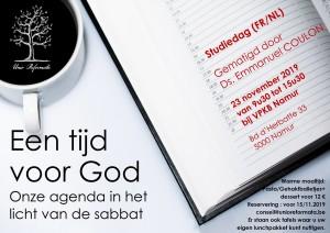 Poster studiedag NL